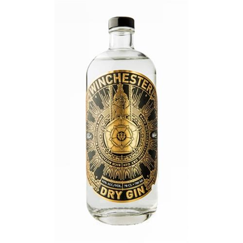 Winchester Dry Gin 44% 70cl Image 1