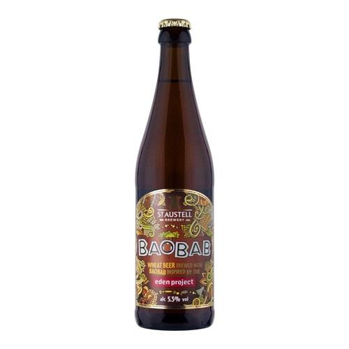 Baobab Wheat Beer 330ml Image 1