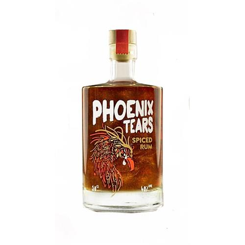Phoenix Tears Spiced Rum 40% 50cl Image 1