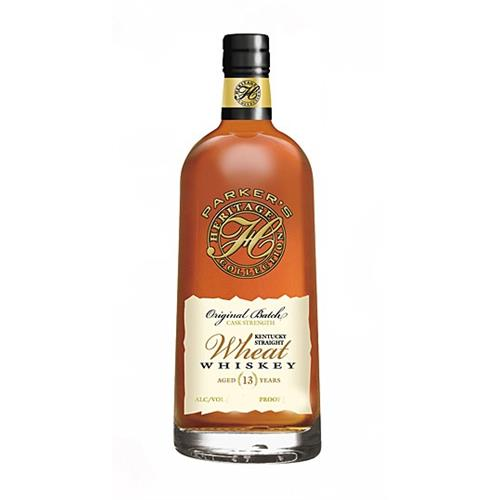 Parkers Heritage Wheat Whiskey 13 years Release 8 63.4% 75cl Image 1