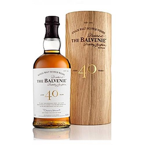 Balvenie 40 years old 48.5% 70cl Image 1
