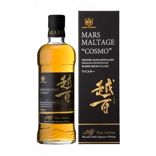 Mars Shinshu Maltage Cosmo 43% 70cl Image 1