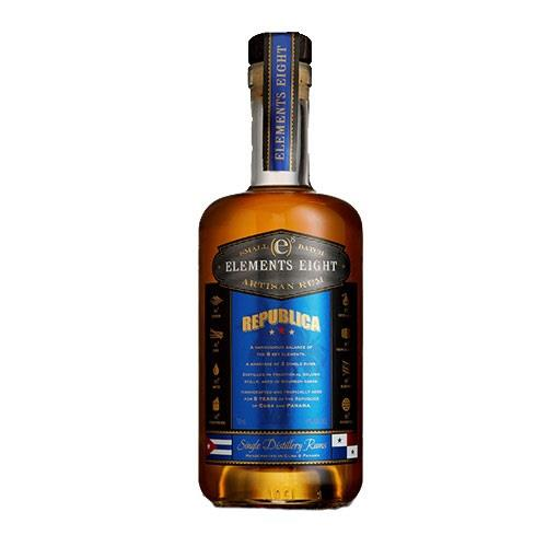 Elements Eight Republica Small Batch Rum Image 1