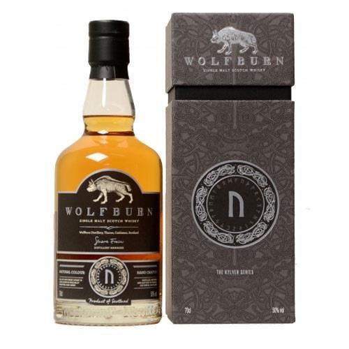 Wolfburn Kylver Series Release 2 Single Image 1