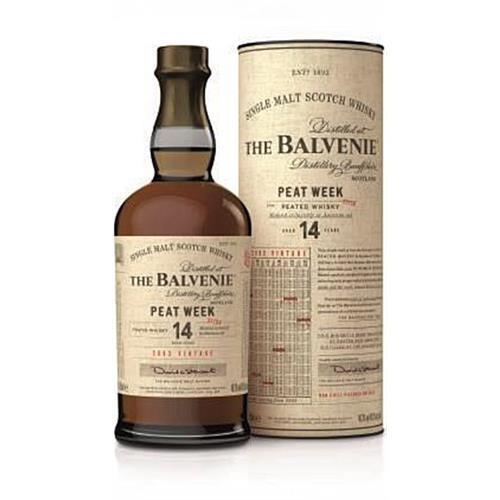 Balvenie Peat Week 2002 14 years old 48.3% vo Image 1