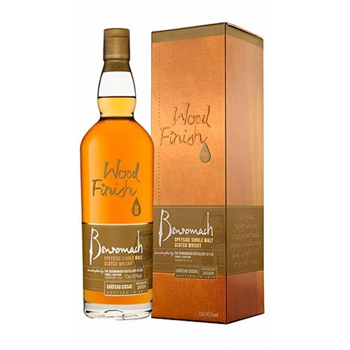 Benromach Chateau Cissac Wood Finish 200 Image 1