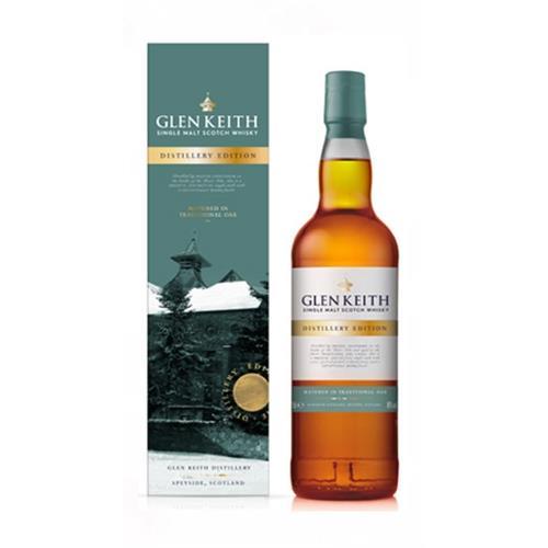 Glen Keith Distillery Edition 40% 70cl Image 1