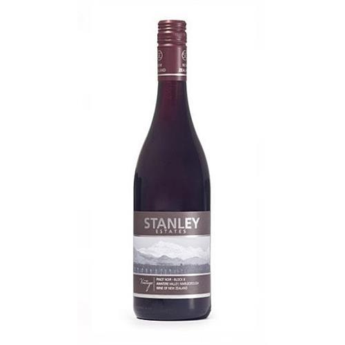 Stanley Estates Pinot Noir Block 8 2013 Image 1