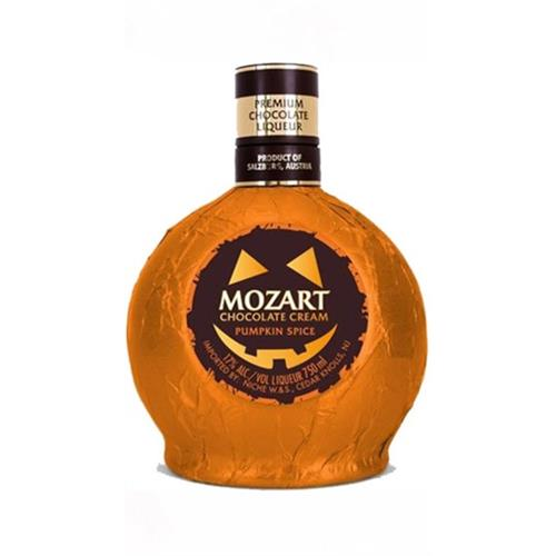 Mozart Chocolate Cream Pumpkin Spice 50cl 17% Image 1