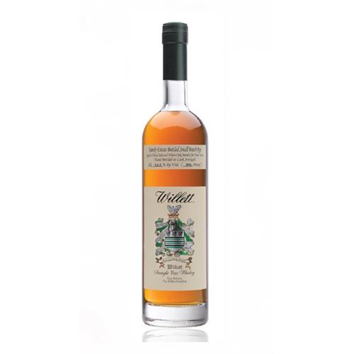 Willets Straight Rye Whiskey 53.7% 70cl Image 1