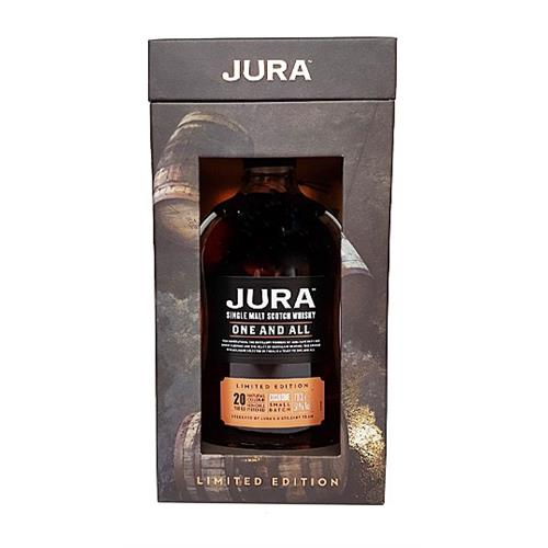 Jura One and All 20 years old 51% 70cl Image 1