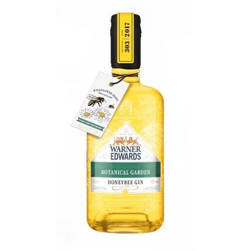 Warner Edwards Honeybee Gin 70cl Image 1