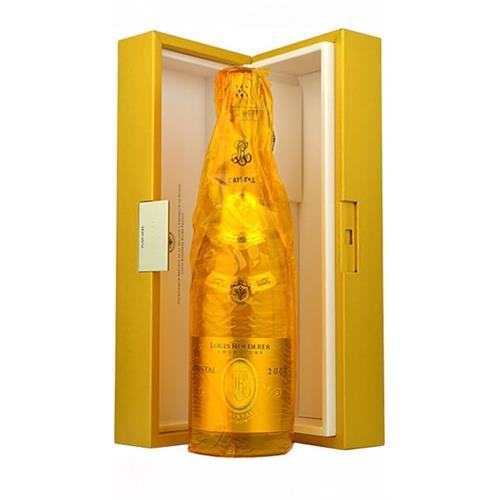 Cristal 2012 Vintage Champagne Louis Roederer 75cl Image 1
