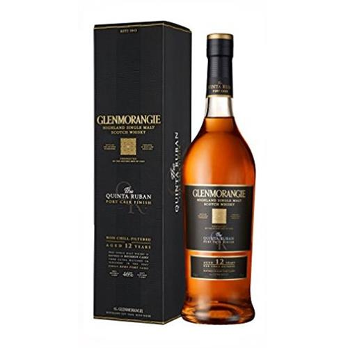 Glenmorangie Quinta Ruban 12 years old 46% 70cl Image 1
