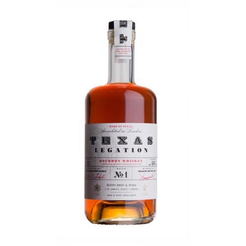 Texas Legation No.2 Bourbon Whiskey 46% Image 1
