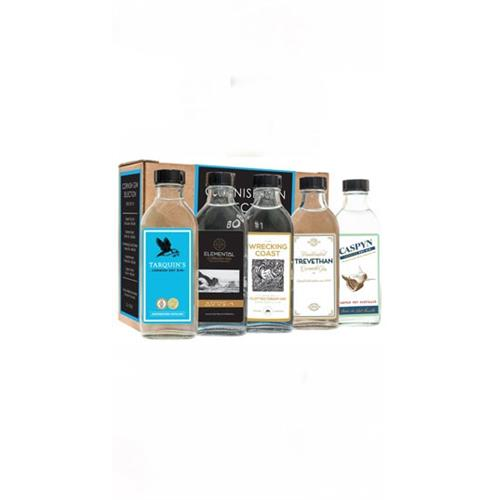 Cornish Gin Selection Box Set 1 - 5 x 10cl Image 1