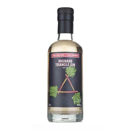 Rhubarb Triangle Fruit Gin The Boutique- Image 1
