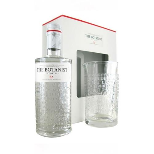 The Botanist Islay Dry Gin Mixing Glass Image 1