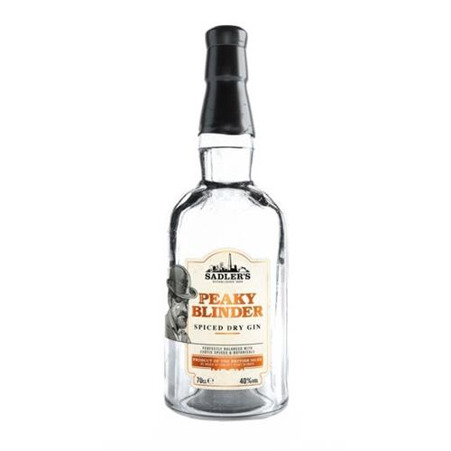Peaky Blinder Spiced Dry Gin 40% 70cl Image 1