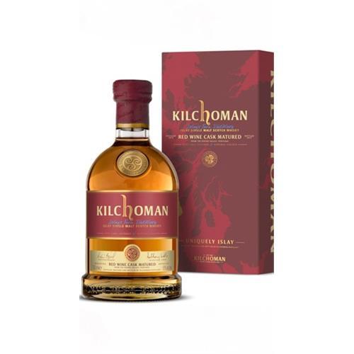 Kilchoman Red Wine Cask Matured 2012 50% Image 1
