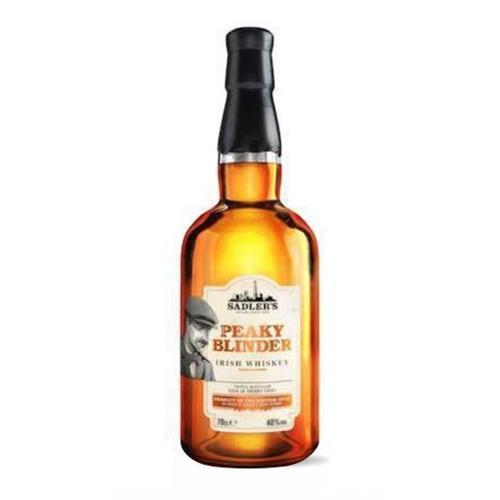 Peaky Blinder Irish Whiskey 40% 70cl Image 1
