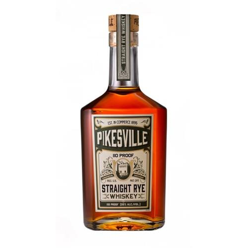 Pikesville Straight Rye Whiskey 55% 70cl Image 1
