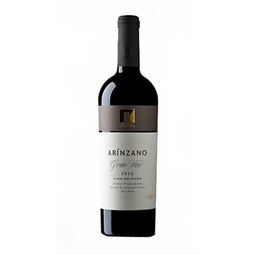 Arinzano Gran Vino Tinto 2010 Vino de Pago 75cl Image 1