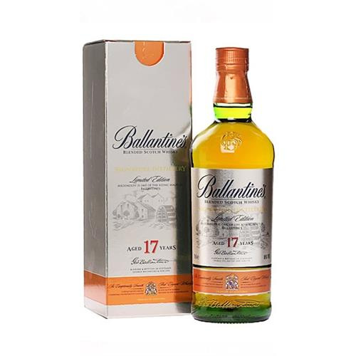 Ballantines 17 yeas old Miltonduff Limit Image 1