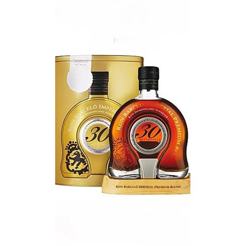 Ron Barcelo Imperial Premium 30 years Blend 43% 7 Image 1