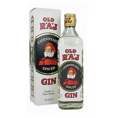 Old Raj Spiced Gin 46% 70cl Image 1