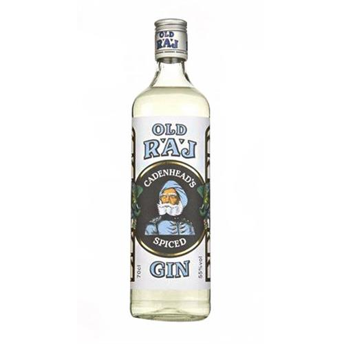 Old Raj Spiced Gin 55% 70cl Image 1