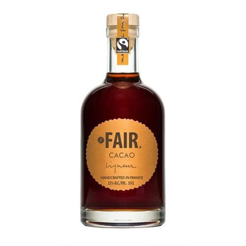 Fair Cacao Liqueur 22% 35cl Image 1
