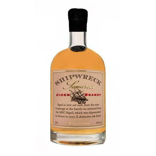 Somerset Cider Brandy Shipwreck 8 years Image 1