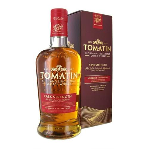 Tomatin Cask Strength Edition 57.5% 70cl Image 1
