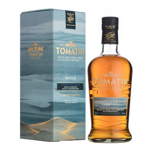 Tomatin Five Virtues Water 46% 70cl Image 1