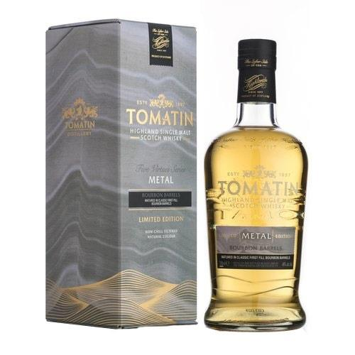 Tomatin Five Virtues Metal 46% 70cl Image 1