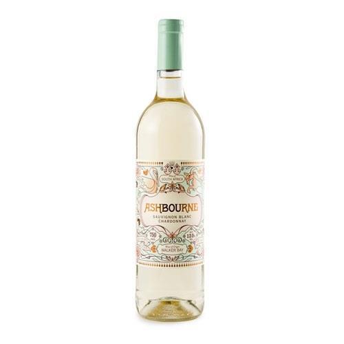 Ashbourne Sauvignon Chardonnay 2017 75cl Image 1
