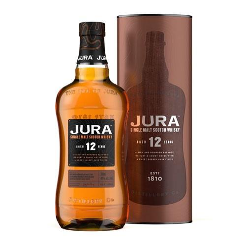 Jura 12 years old 40% 70cl Image 1