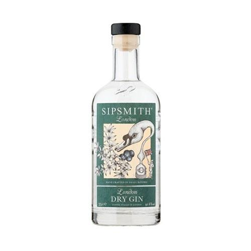 Sipsmith London Dry Gin 35cl Image 1