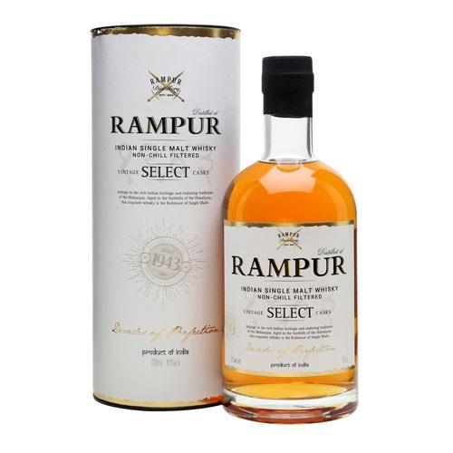 Rampur Indian Single Malt 70cl Image 1