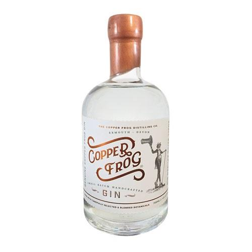 Copper Frog Gin 42% 70cl Image 1