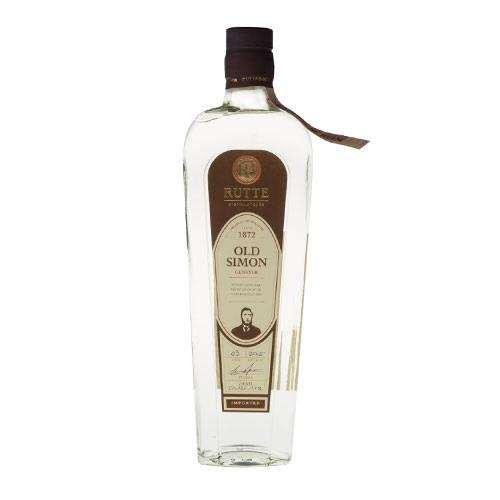 Rutte Old Simon Genever 35% 70cl Image 1