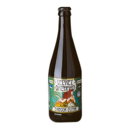 Secret Orchard Exmoor Clear 500ml Image 1