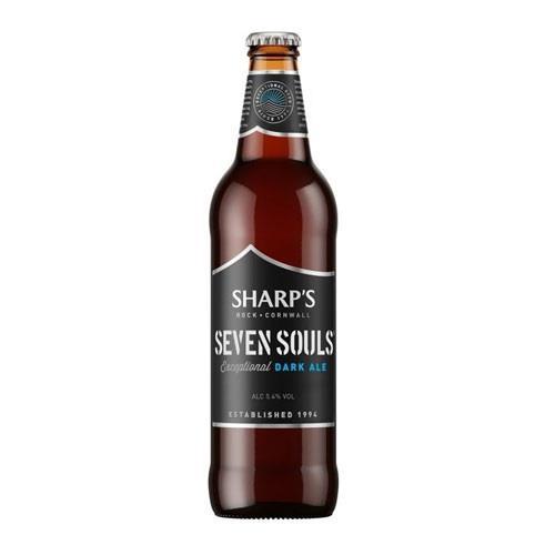 Sharps Seven Souls Dark Ale 500ml Image 1
