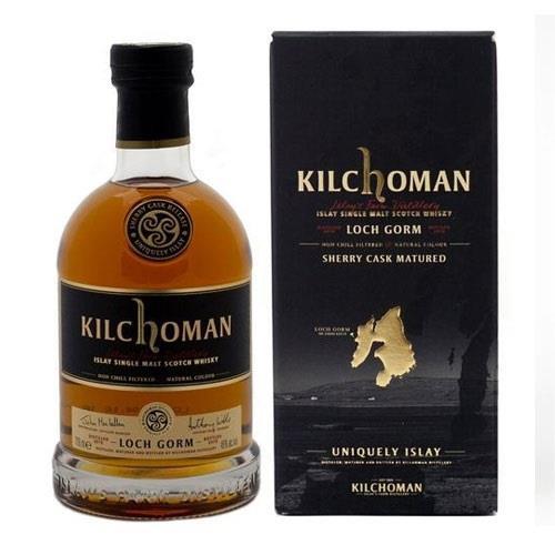Kilchoman Loch Gorm Sherry Cask Matured Image 1