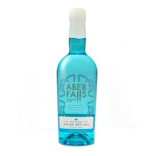 Aber Falls Welsh Dry Gin 41.3% 70cl Image 1