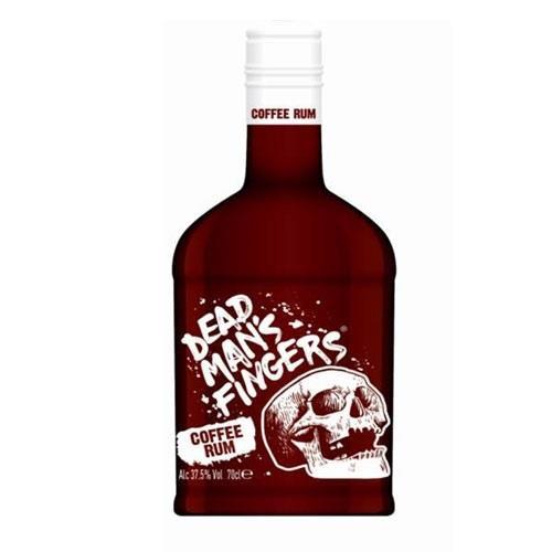 Dead Mans Fingers Coffee Rum 37.5% 70cl Image 1