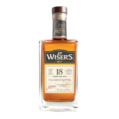 JP Wisers 18 years old Blended whisky 40 Image 1