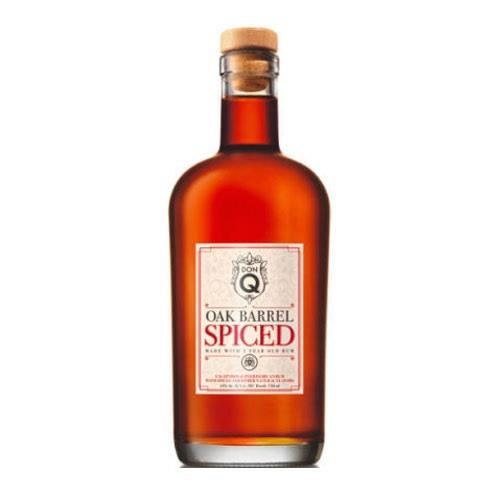 Don Q Oak Barrel Spiced Rum 45% 70cl Image 1
