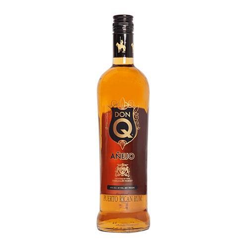 Don Q Anejo Rum 40% 70cl Image 1